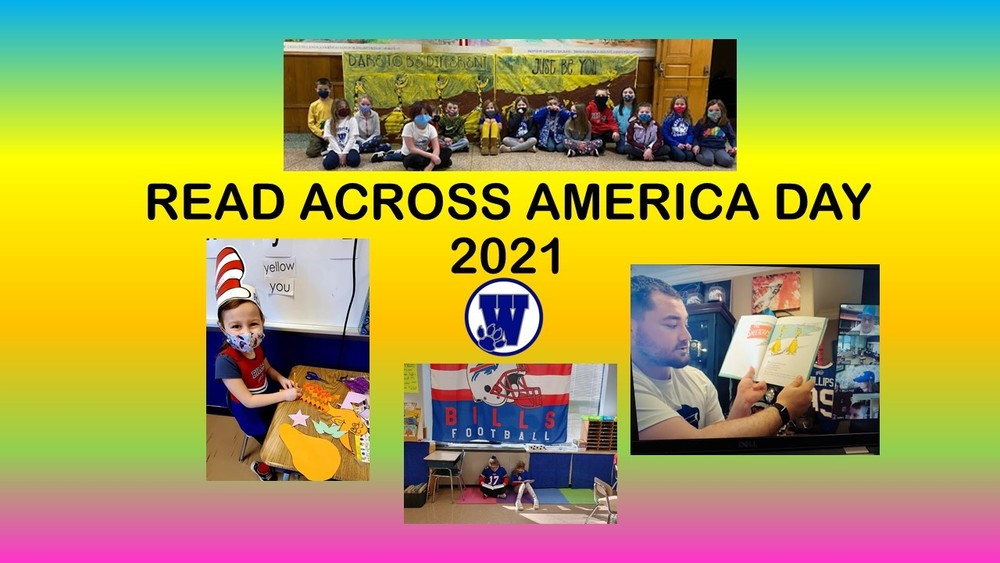 Elementary Read Across America Day