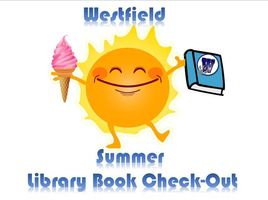 Summer Library Book Check-Out